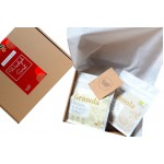 Pure&Sweet Granola Christmas Box Small 4x200g