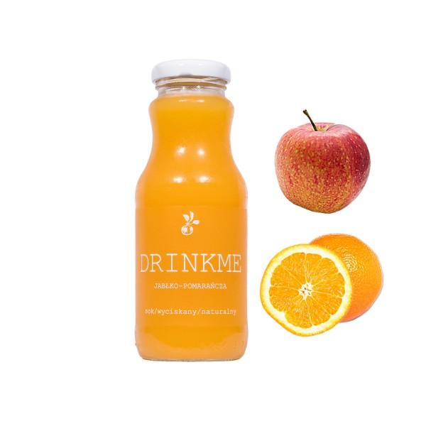 Sadvit Sok jabłko pomarańcza DRINKME 250ml