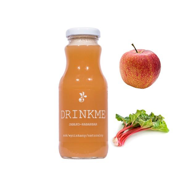 Sadvit Sok jabłko rabarbar DRINKME 250ml