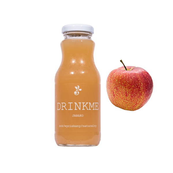 Sadvit Sok jabłkowy DRINKME 250ml