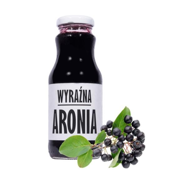 Sadvit Sok z aronii Wyraźna ARONIA 100% 250ml