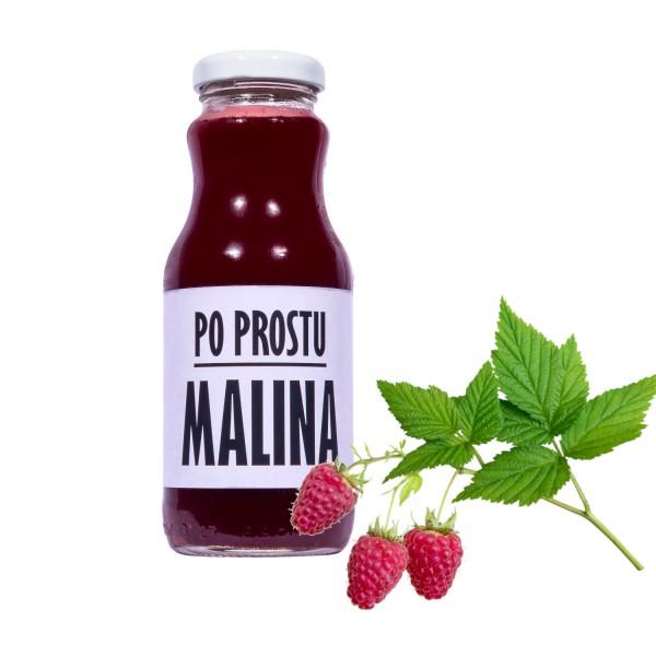 Sadvit Sok z malin Po Prostu MALINA 100% 250ml