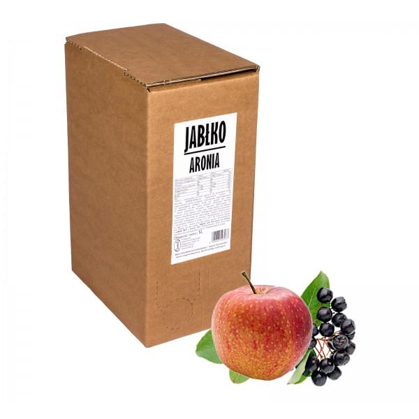 Sadvit Sok jabłko aronia 100% 5L