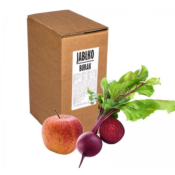 Sadvit Sok jabłko burak 100% 5L
