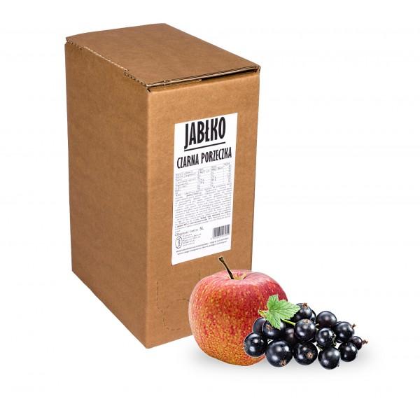 Sadvit Sok jabłko czarna porzeczka 100% 5L