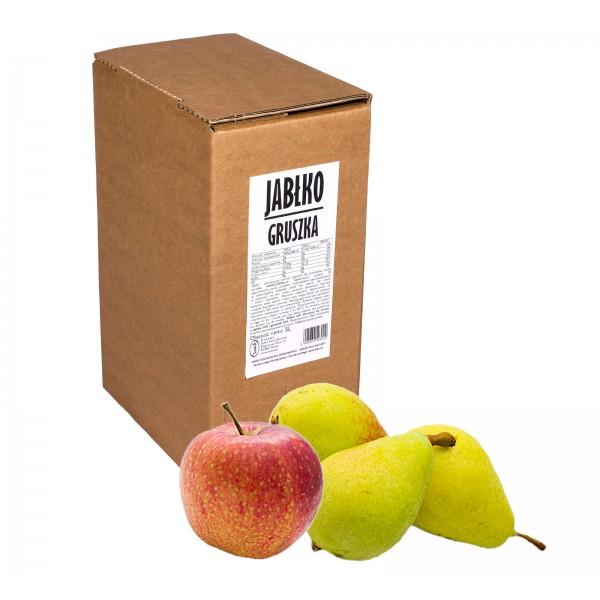 Sadvit Sok jabłko gruszka 100% 5L