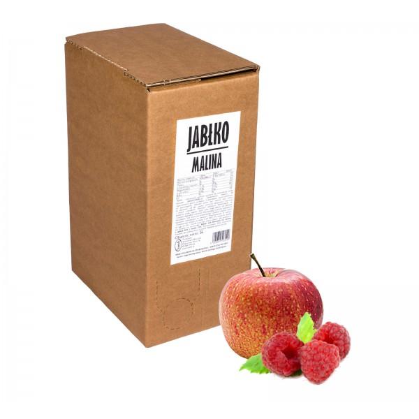 Sadvit Sok jabłko malina 100% 5L