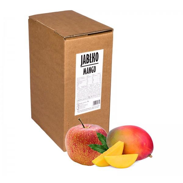 Sadvit Sok jabłko mango 100% 5L