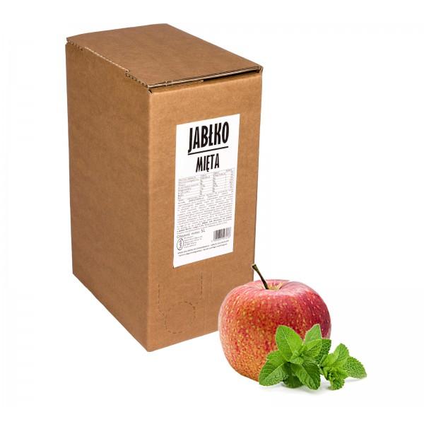 Sadvit Sok jabłko mięta 100% 5L