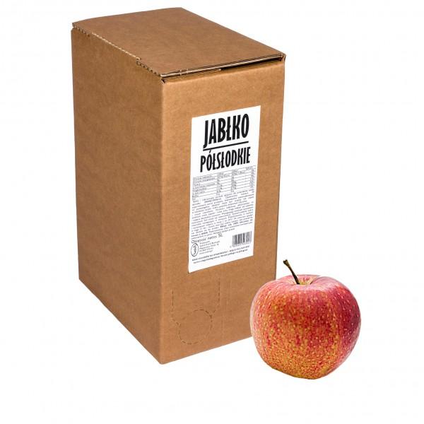 Sadvit Sok jabłko półsłodkie 100% 5L