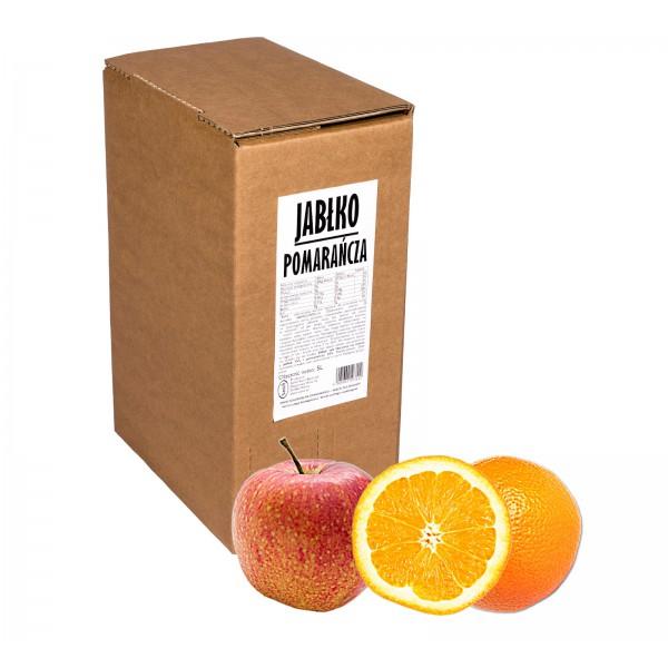 Sadvit Sok jabłko pomarańcza 100% 5L