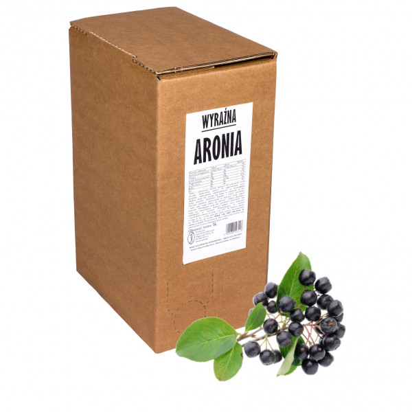 Sadvit Sok z aronii Wyraźna ARONIA 100% 5L