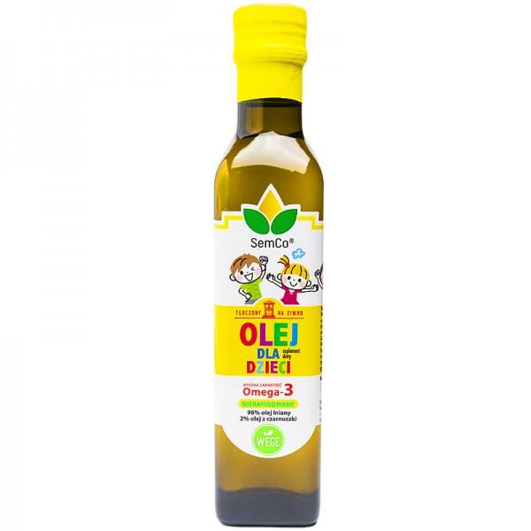 SemCo Olej dla Dzieci 250ml
