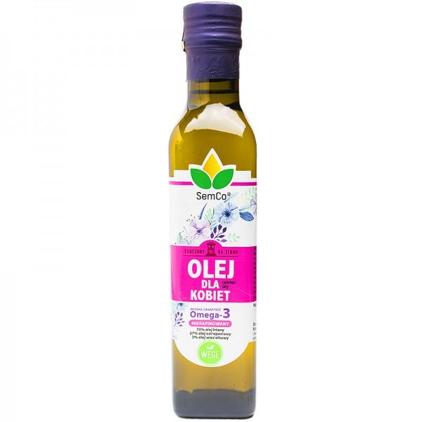 SemCo Olej dla Kobiet 250ml