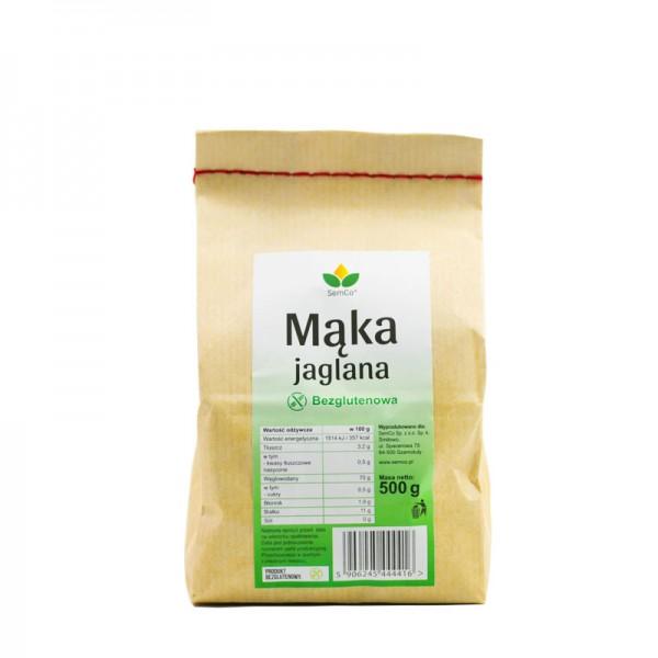 SemCo Mąka Jaglana 500g