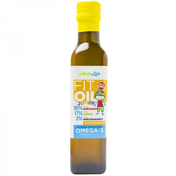 SemCo Olej FIT OIL Junior 250ml