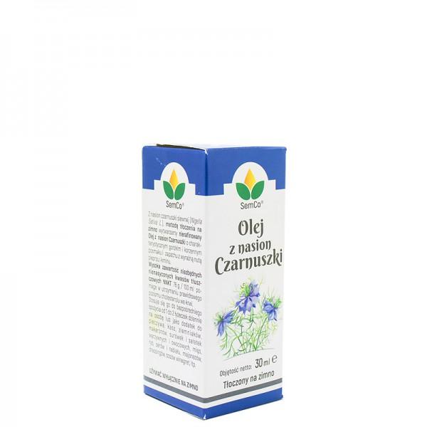 SemCo Olej z Czarnuszki 30ml