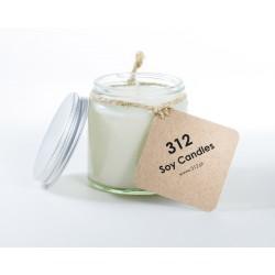 312 Sojowa świeca zapachowa (120 ml) Blueberry & Vanilla