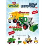 WADER GIGANT TRUCK FARMER WYWROTKA 55cm
