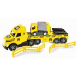 WADER MAGIC TRUCK TECHNIC TOW TRUCK WITH A TRUCKER 78cm