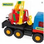 WADER MIDDLE TRUCK DŹWIG 37cm