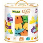 WADER BABY BLOCKS TORBA 100 SZT