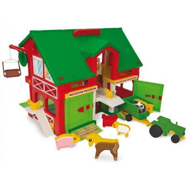 WADER PLAY HOUSE FARMA 60cm
