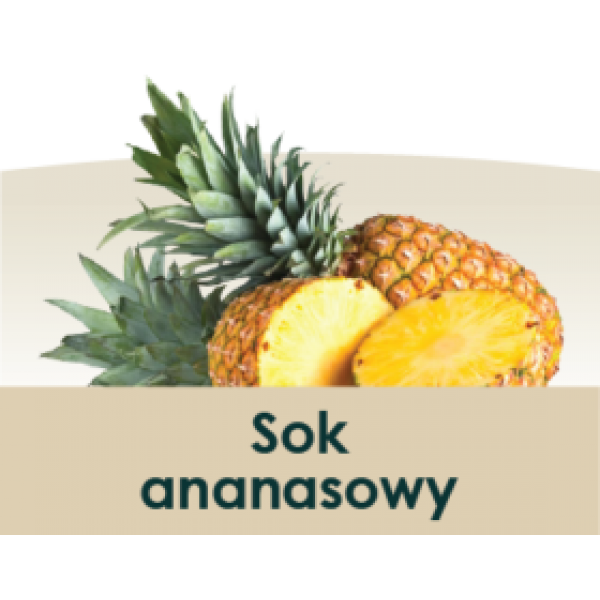 Wiatrowy Sad Pineapple juice 0,3l