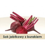 Wiatrowy Sad Apple juice with beet 5l