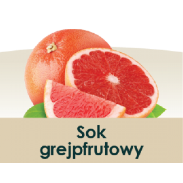 Wiatrowy Sad Grapefruit juice 3l