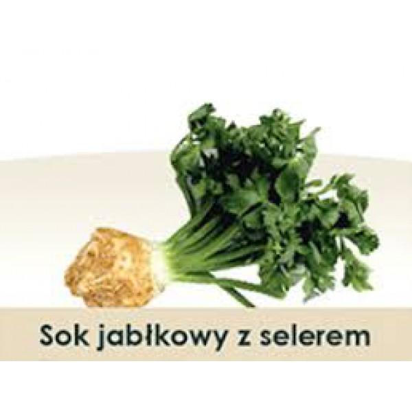 Wiatrowy Sad Apple juice with celery 3l