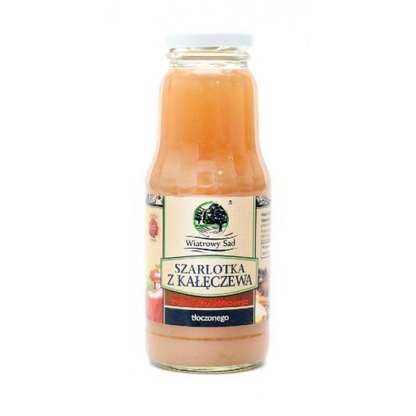 Wiatrowy Sad Juice apple pie 3l