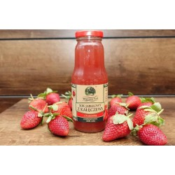 Wind Orchard Apple juice with strawberry 300ml