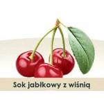 Wiatrowy Sad Sok jabłkowy z wiśnią 300ml