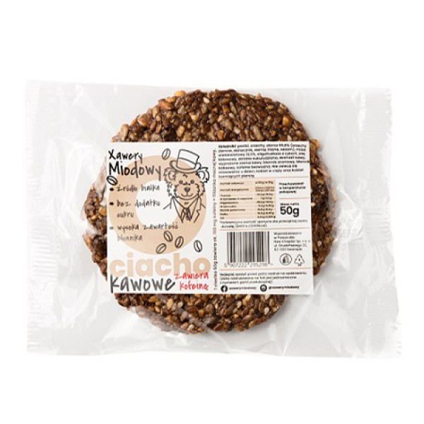 Xawery Miodowy O-ciacho kawowe
