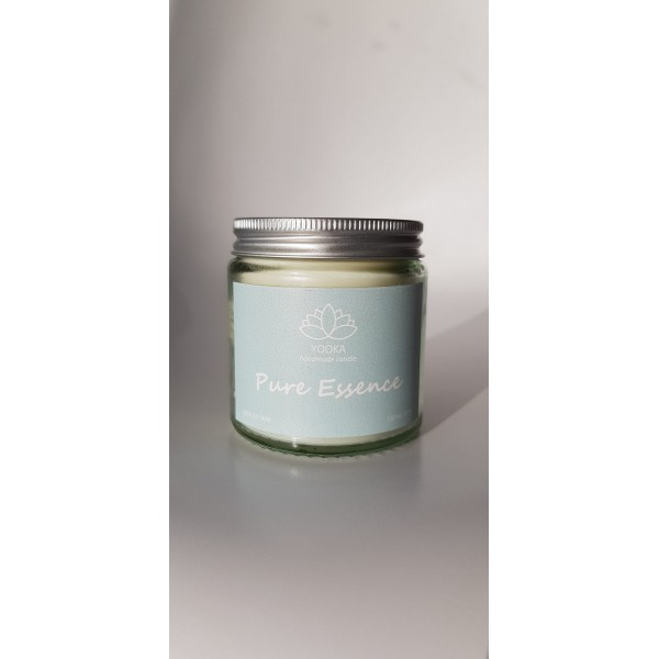 Yooka Scented candle PALMAROSA 60ml