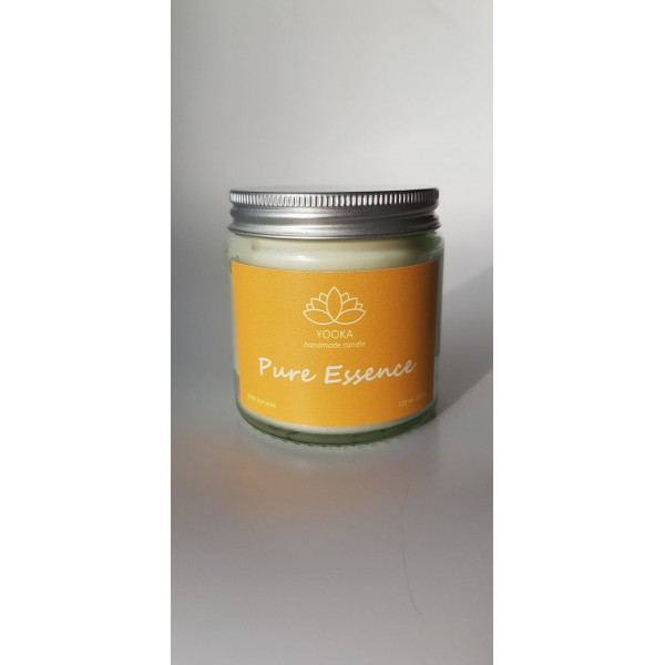 Yooka Scented candle TANGERINE 60ml