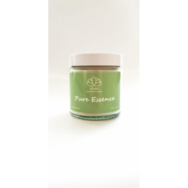 Yooka Scented candle PINE 60ml
