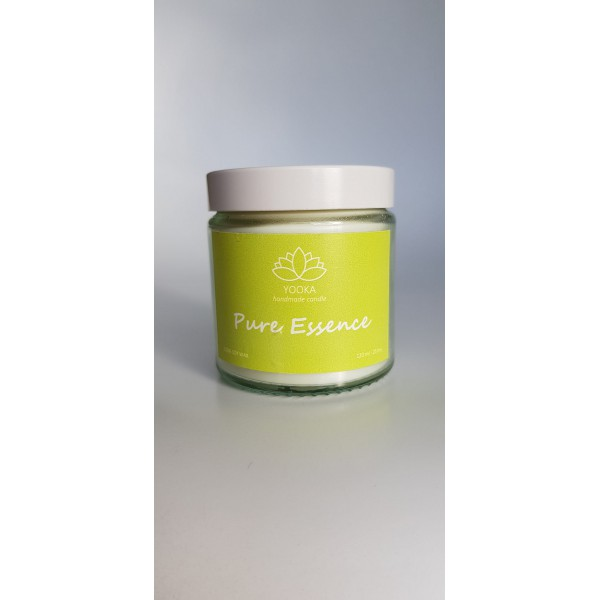 Yooka Scented candle LEMONGRASS 60ml