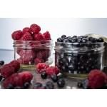 Zdrowo Zakręcony Konfitura PREMIUM z jagód leśnych – 100% wegańska bez dodatku cukru 235ml