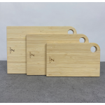 Zoria Bamboo Deska A1, drewno bambusowe 30x20cm