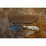 Ztefan Damascus steel knife NM-012