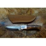 Ztefan Damascus steel knife NM-017