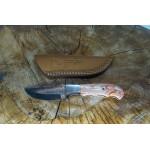 Ztefan Damascus steel knife NM-020