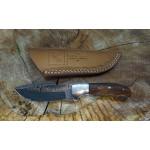 Ztefan Damascus steel knife NM-021