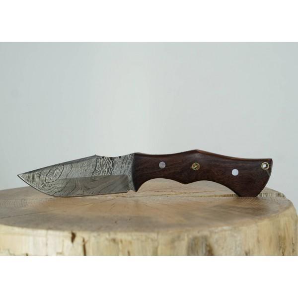 Ztefan Damascus steel knife NM-05