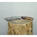 Ztefan Damascus steel machete / cleaver NM-06
