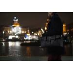 Ztefan Oryginalna skórzana torba – kuferek – weekendowa ze skóry bawolej TP-01