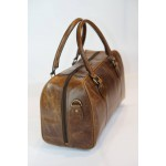 Ztefan Original leather weekend / travel / sports bag made of buffalo leather TP-04