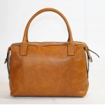 Ztefan Genuine leather weekend / travel / sports bag made of full grain leather TP-05